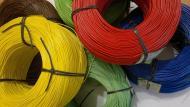 Провод монтажный гибкий МГШВ 1,5 всех цветов
